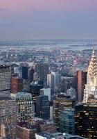 new york, house, bridge