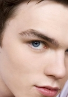 nicholas hoult, actor, blue-eyed