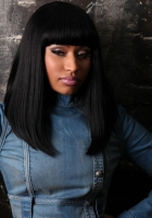 nicki minaj, girl, hair