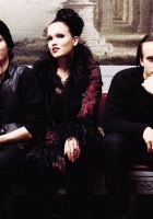 nightwish, band, couch