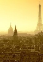 paris, city, france