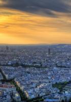 paris, france, city