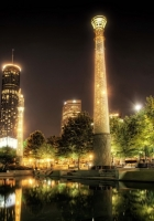 park, usa, centennial atlanta