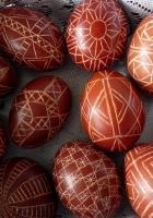 pascha, eggs, ornaments