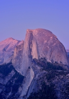 peak, rock, california