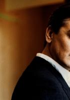 peter heppner, face, suit