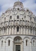 piazza dei miracoli, italy, cement