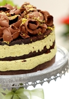 pie, sweet, chocolate