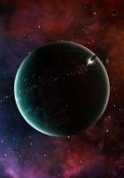 planet, colored, spots
