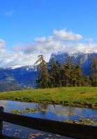protection, mountains, landscape