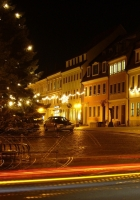 radeberg, lights, germany
