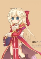 ragnarok online, high priest, girl