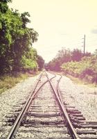 railway, traffic, surface