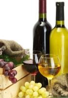 red, wine glasses, white