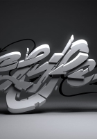 rendering, light, sign