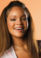 rihanna, smile, haircut