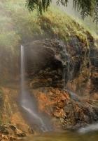 river, falls, stream