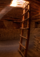 room, stairs, lighting