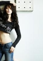 runette, style, model