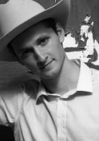 sam amidon, hat, shirt