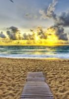 sand, coast, beach