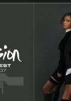 serebro, girls, eurovision