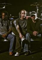 sevendust, drum, smoke
