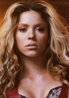shakira, light, guitar