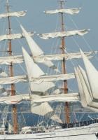 ship, sea, sky
