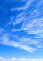 sky, blue, white