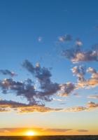 sky, sun, calling