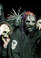 slipknot, light, masks