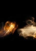 smoke, form, clot
