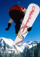 snowboard, board, jump