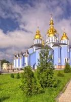 st michaels cathedral, ukraine, church