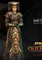 star wars the old republic, jedi consular, girl