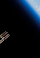 station iss, space, orbit