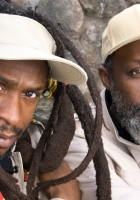 steel pulse, dreadlocks, cap