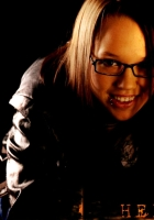 stefanie heinzmann, girl, glasses