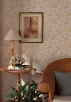 table, sofa, lamp