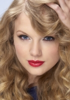 taylor swift, curls, girl