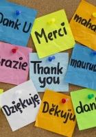 thanks, many, languages??