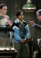 the big bang theory, laboratory, main characters