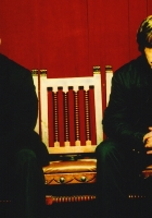the gutter twins, chairs, room