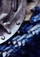 toggle, button, fabric