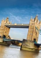 tower bridge, london, river