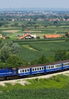 train, structure, dark blue