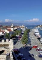 trogir, croatia, dock