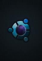 ubuntu, logo, brand