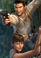 uncharted, girl, pistol